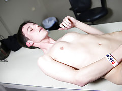 Naked gymnastics twink and cute twink fucked by strapons at Teach Twinks