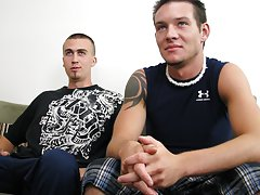 Muscle straight fucks skinny twink and straight guys sunbathing naked at Straight Rent Boys