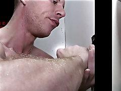 Rough gay blowjob video and huge thick gay blowjob