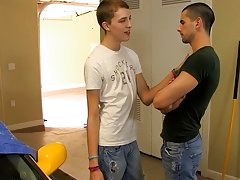 Dylan Chambers is trying to buy a car and he suggests up his a-hole to Jake Steel to sweeten the deal gay anal sex for free at I'm Your Boy Toy