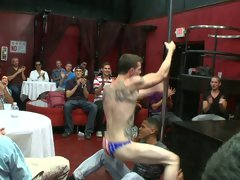 Group sex florida male and gay group having sex at Sausage Party