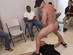 Quality spamfree gay groups older younger studs and huge gay group sex at Sausage Party