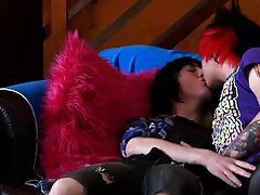 Not a video too be missed ladyboys asian at Homo EMO!