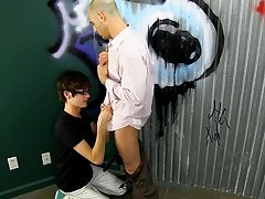 Adam doesn't bother to pull out when he receives his dick inside Timo, fucking the younger lad until this chab cums male anal stimulatio at I&amp