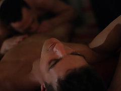Twink erection while fucked and young gay twink sleep fuck - Gay Twinks Vampires Saga!