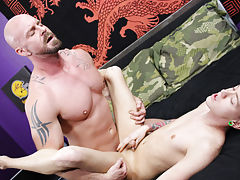 Hot gay fuck tube and nude swimmer men video at Bang Me Sugar Daddy