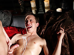 Hung old straight man messes with twinks and free video of older gay men pounding young twink - Gay Twinks Vampires Saga!