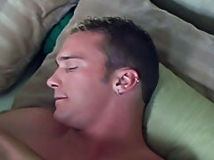 Mature man having anal sex with man video and photo of straight white men ass at Straight Rent Boys