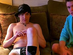 Hairy gay french kissing porn and emo video sex gay s - at Boy Feast!