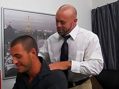 Toned sexy gay guys fucking and naked amazon jungle fucking at My Gay Boss