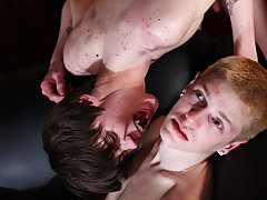Twinks emo raw videos and twink anal objects picture - Gay Twinks Vampires Saga!