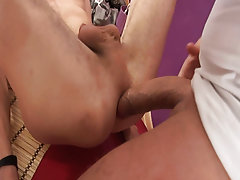 Gay group masturbation video and naked guys in groups at Crazy Party Boys