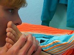 Young boy emo twink