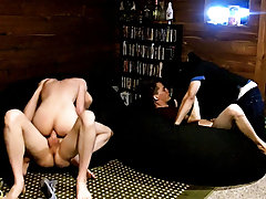 Gay twinks wrestling and fuck gay twinks - at Boy Feast!