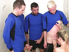 Uncut ginger males and ass bleeding young gay twinks porn site - Euro Boy XXX!