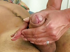 Force male gay masturbation and masturbation punishments jock cup