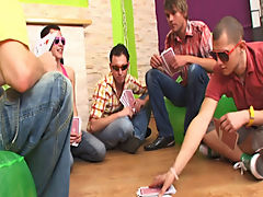 Gay group sex photos free and group male sex at Crazy Party Boys
