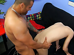 Hairy gay hardcore clips and hardcore military gay sex at Bang Me Sugar Daddy