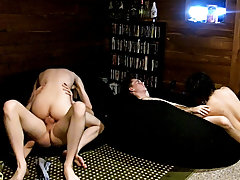Gay action twinks and gay twink porno - at Boy Feast!