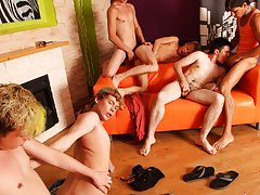 Promo code blue man groups and male group sex porn at Crazy Party Boys