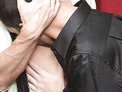 Mexican gay bears fucks boys and gay suck kiss boy at My Gay Boss
