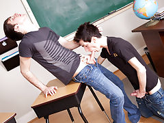 That's just making it messy first time gay sex stories at Teach Twinks