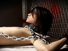 Roxy likes every minute of this hot bondage scene gay twink free videos
