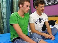 Anal tube - at Real Gay Couples!