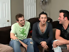 Group sex among men and gay group orgy