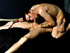 Hot hairless college dudes fucking dudes and free gay white abnormally large barebacking cocks - at Tasty Twink!