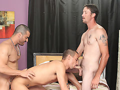 Wade services one as well as the other their cocks, including a bit of a face fuck from Alexsander hot college guys fuckin at My Husband Is Gay