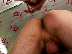 uncut penis cum shots and torture anal gay gallery - Boy Napped!