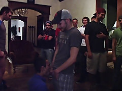 if funny to see how much these wanna be frat boys want to be accepted by a frat gay group masturbation video