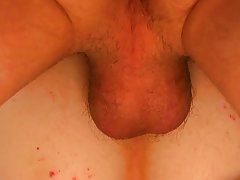 Fuck and sex between boys and kissing and male masturbation faces video