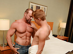 gay boy anal sex and cute sports boys at Bang Me Sugar Daddy
