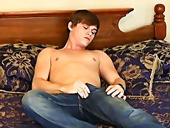 Boys show pubic hair and black hair male nudes - at Boy Feast!