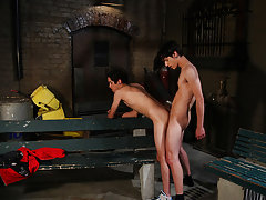 Twink gay piss tube and muscle men fingering twink - Gay Twinks Vampires Saga!
