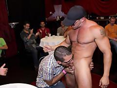 Gay jocks videos big cock group free and gay male strip groups at Sausage Party