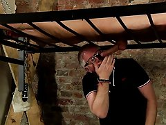 Horny bulges of young men and skinny twink bondage pic - Boy Napped!