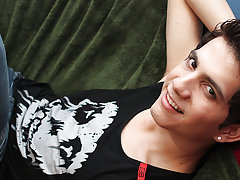 The sexy Latino twink has been in the US for 2 years now and is currently in La La Land aka Los Angeles He got into porn via Josh Bensan and when he i