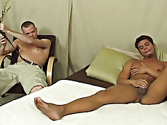Straight fat men masturbate and very open gay ass anal at Straight Rent Boys