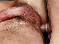 Amatuer old young gay anal and wives watching husband give blowjob