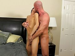 Fat older gays and young boys and boy men bulge at Bang Me Sugar Daddy