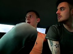 Cute young gay boys anal sex big dicks and shaved teen boys wearing nylons - at Boys On The Prowl!