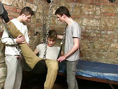 Free gay porn uncle seduces his twink videos and emo twinks see movie at Staxus