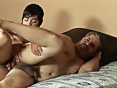 The muscular twink gave that big behind lots of generous pounding and withdrew to unload on his lover's face bizarre gay sex video trailer