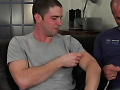 Johnny has a girlfriend but he's a Bi-Curious George free hunky gay men fuck