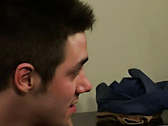 Johan swallows his first throbbing manly dick in this vehement His First place Gay Sex episode big gay uncut cock