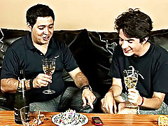 It was all champagne and cakes, but this couple decided to follow up on more private amature gay webcams