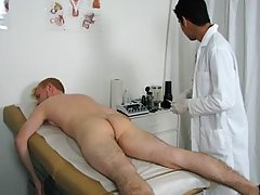 The prime thing that he said he had to do was a short physical, with a urine and sperm representative his first gay bj